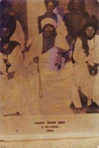 ARCHIVES : Extrait du rapport du Gouverneur de LANNEAU sur un séjour de Cheikh Saad Bou à Saint-Louis, en 1872.