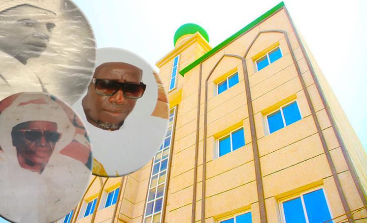 ÉDUCATION : Inauguration de l'Institut Islamique Serigne Malick Mohsine DIOP, le 6 aout 2016.