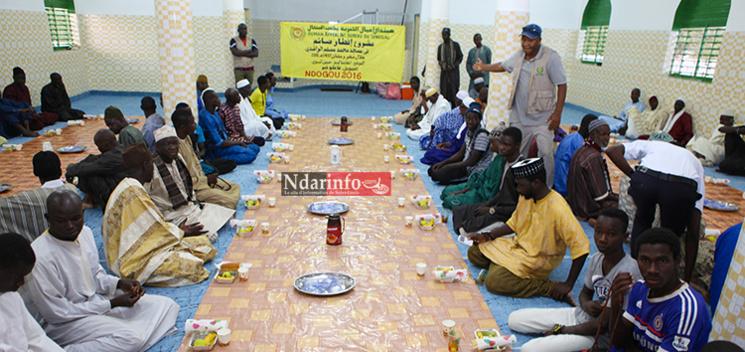SOLIDARITÉ ISLAMIQUE : du « Ndogou » et des denrées alimentaires à 65 villages du Gandiolais.