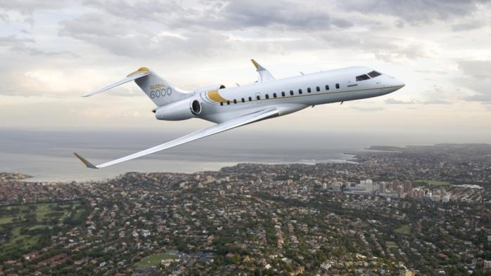 Karim Wade a embarqué à bord d'un jet privé de type Bombardier Global 6000 avec Me Madické Niang.