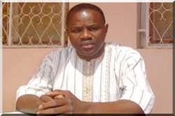 Urgent: arrestation de Balla Touré, secrétaire général d'IRA-Mauritanie