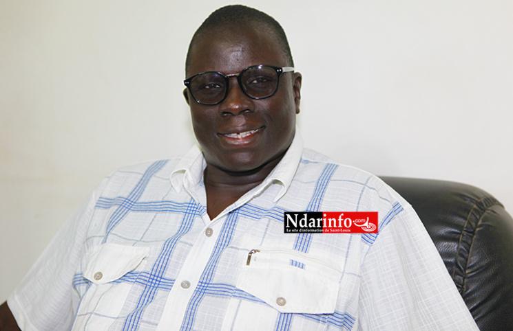 Alioune NDIAYE, Directeur général de la Péritel