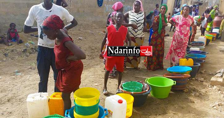 Approvisionnement en eau courante à Pikine, Sor Daga et Sor Diagne: Merci Monsieur Le Maire. Par Ndiouga MBAYE