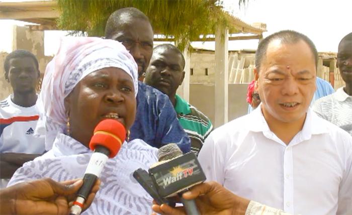 Accusations d'accaparements de biens: Mame Fatou KAIRE crie au scandale (vidéo)