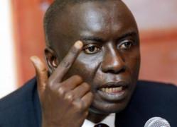 Lettre ouverte d'Idrissa Seck aux sénégalais