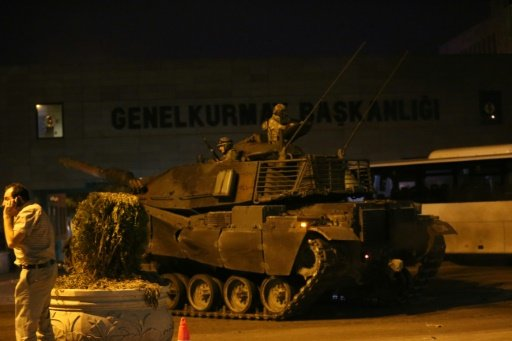 Turquie: 754 militaires arrêtés en lien avec la tentative de putsch