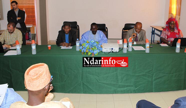 ASSAINISSEMENT ET GESTION DES DÉCHETS : des élus sénégalais et Mauritaniens partagent leurs expériences.