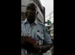 Affaire du policier corrompu : Les auteures de la vidéo identifiées