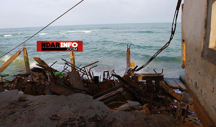 VIDEO | GUET-NDAR : tout s'affaisse devant ce cataclysme rampant.