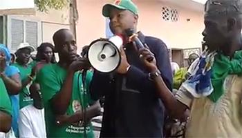 Vacances « citoyennes » : Mame Mbaye NIANG « pompe » la jeunesse « aperiste » Saint-Louis (vidéo)