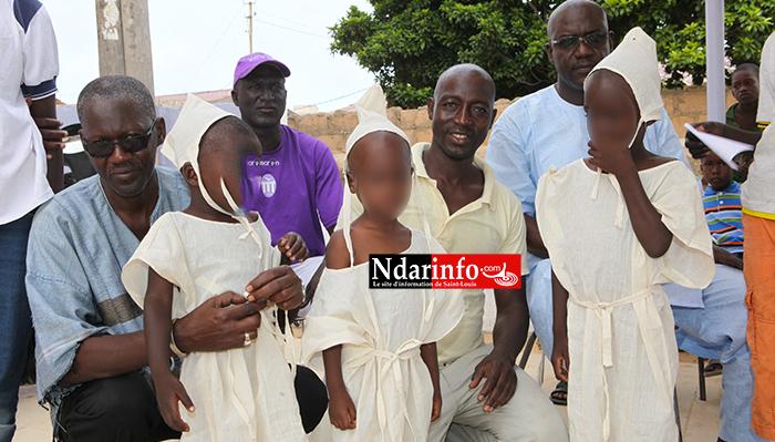 VIDÉO - LEONA/HLM : 100 enfants circoncis.