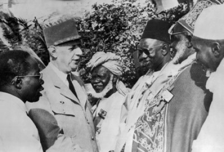 Le périple africain de DE GAULLE d'août 1958. Par Ngor DIENG