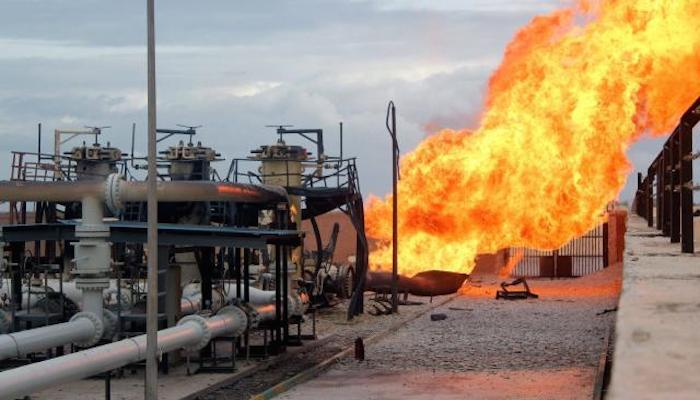 """Gadio : """"Ça sent l'odeur du gaz et du pétrole et c'est dangereux"""""""