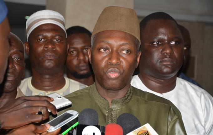 En ordre de bataille pour les libertés et la réhabilitation d'un processus électoral fiable: L'opposition sénégalaise met en place la coalition « Wallu ».