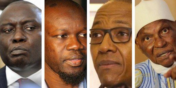 Nouvelle coalition : Wade, Idy, Sonko, Abdoul Mbaye...mais dans la main