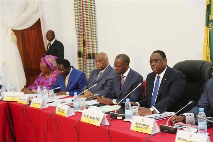 Les nominations en Conseil des ministres de ce 08 septembre