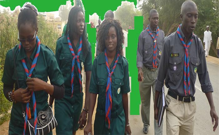 Saint-Louis accueille la 23e Assemblée Générale Ordinaire de l'Association des Scouts et Guides du Sénégal, du 16 au 18 Septembre 2016.