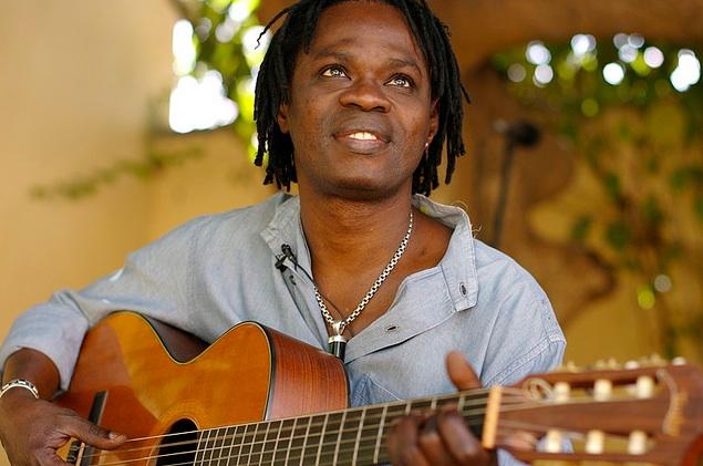''AMINE'', le new single de Baba Maal