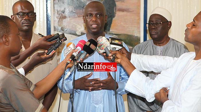 Navigabilité sur le fleuve Sénégal : bientôt, un chenal de circulation entre Saint-Louis et Ambidédi (Mali)