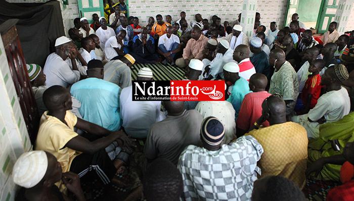 DÉMOLITION DES MOSQUÉES : la tension éclate à la médiation des Imams.