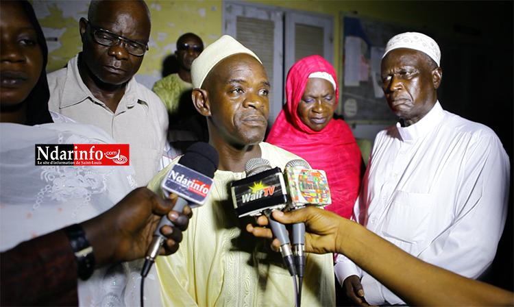 Contre l'interdiction du voile au Collège Didier Marie : les Imams de Saint-Louis rejoignent le comité ad hoc.