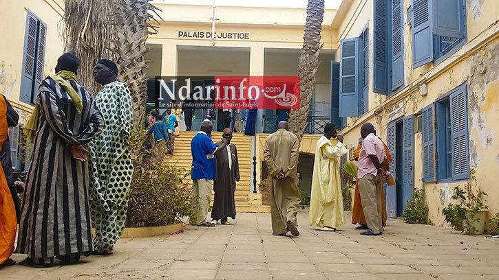 NDIAWDOUNE : les manifestants ont été libérés, ce matin.
