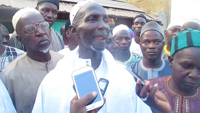 GUET-NDAR : « Qu'on démolisse les mosquées ». « Ils ont importé les meneurs des échauffourées », crie un Imam. Regardez !