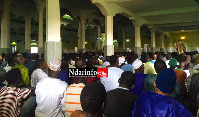 Mosquée Mame Rawane : Appel à la « cohésion des cœurs ». Intervention d'Al Amine, mardi.