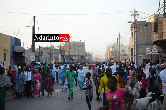 URGENT - GUET-NDAR : l'école Cheikh TOURE vandalisée.