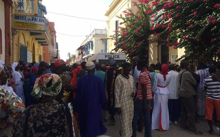 Saccage de l'école Cheikh Touré: 13 personnes placées sous mandat de dépôt