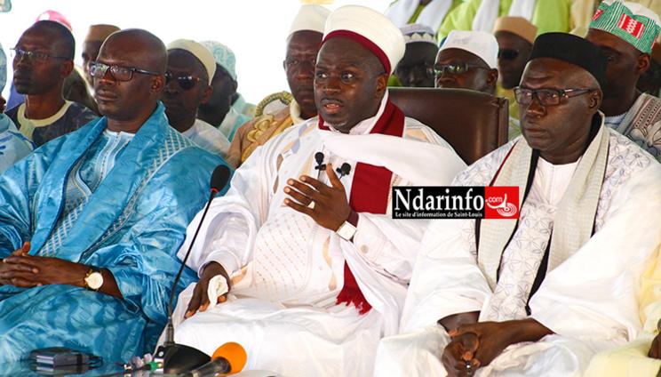 Saint-Louis: l'Imam Mouhammedou Abdoulaye CISSE préconise des ''solutions consensuelles'' au problème de la criminalité