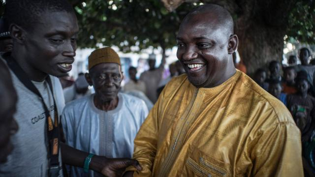 GAMBIE : Macky SALL félicite Adama BARROW