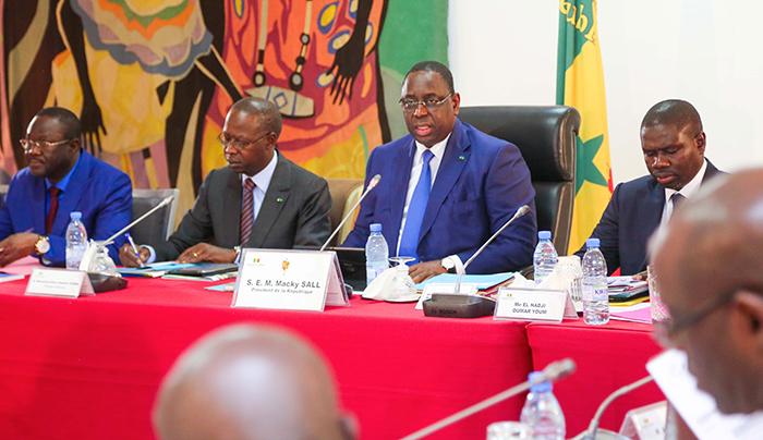 Les nouvelles nominations et le communiqué du Conseil des Ministres de ce mercredi 7 décembre