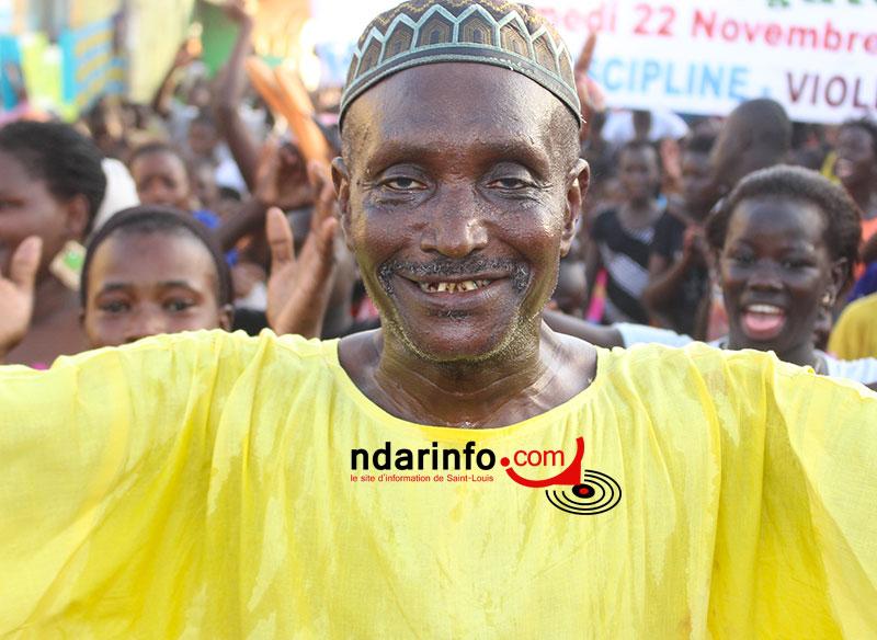 Décès de Ndiawar FALL, une des mémoires de Guet-Ndar.