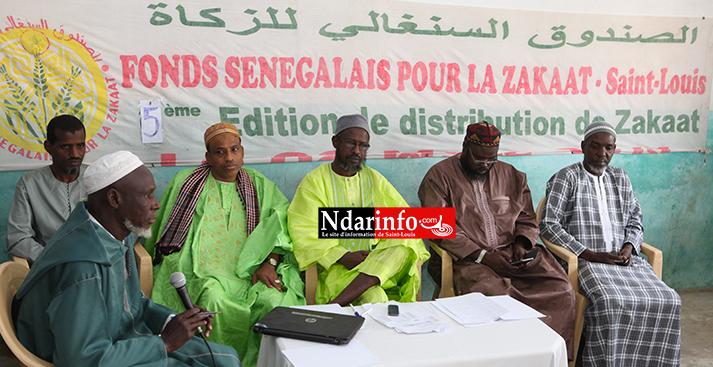 Fonds Sénégalais pour la ZAKAT : la cellule de Saint-Louis au chevet des démunies.