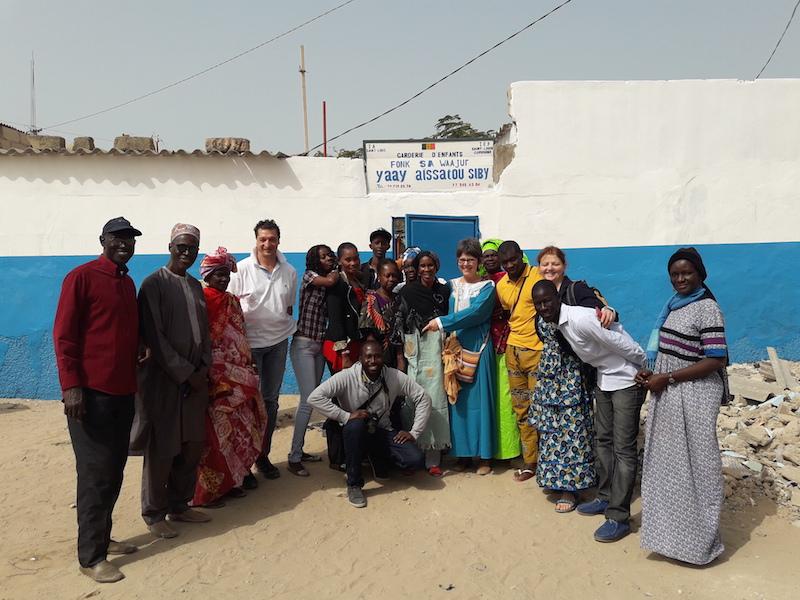 Saint-Louis : une coopération fructueuse entre l'AEID de France et l'Association pour le Développement de Diamaguéne (ADD)
