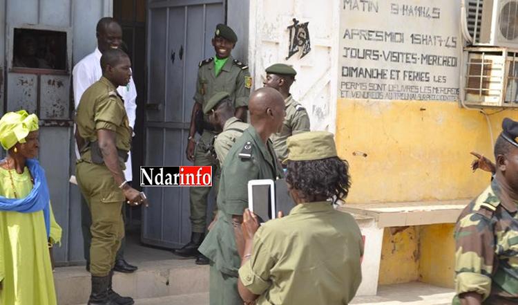 NOUVEL AN : Macky gracie 497 détenus.