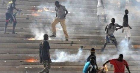 Navétanes : Un mort et des dizaines de blessés à Rufisque