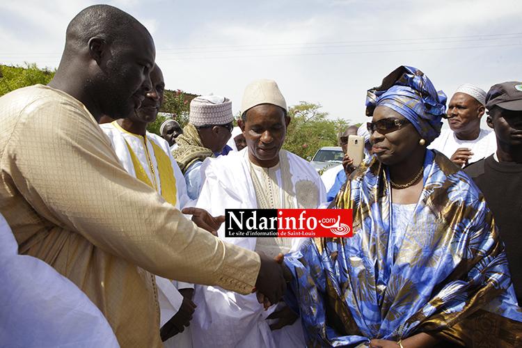 GANDIOL : la démarche politique du maire Arona SOW, renforcée par Mimi TOURE (vidéo)