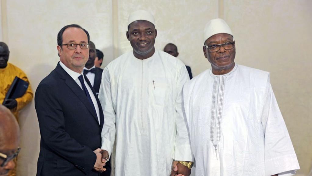 "Urgent-Adama Barrow : ""Mon investiture se déroulera à Dakar à l'ambassade de Gambie au Sénégal»"