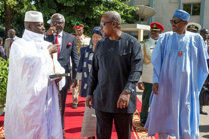 La Cedeao refuse l'amnistie à Jammeh