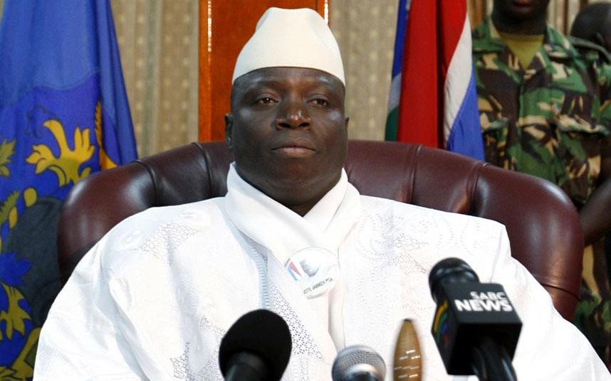 Dernière minute : Jammeh accepte de quitter le pouvoir.