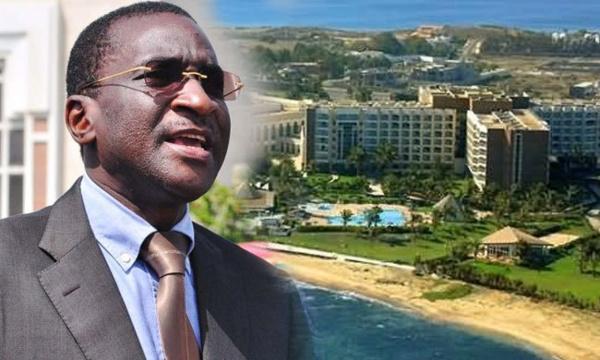 Mamadou Racine Sy annonce la réouverture de ses hôtels en Casamance