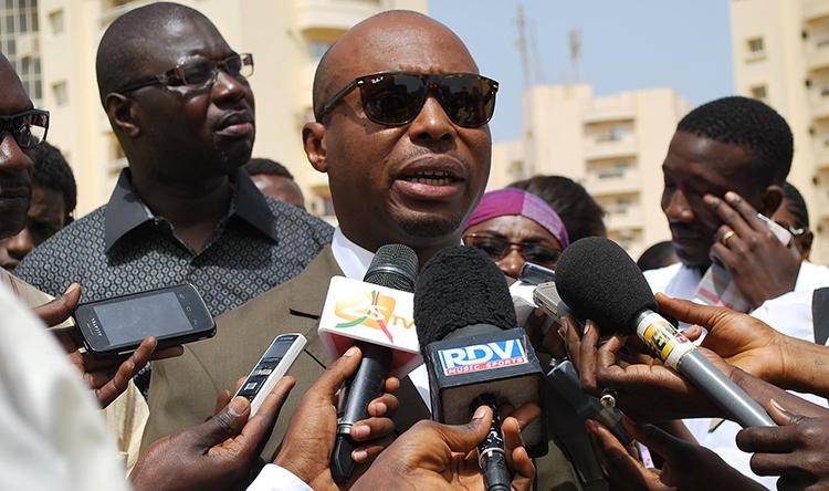 Affaire Ndiaga Diouf : Le procureur requiert 10 ans de prison contre Barthélémy Dias