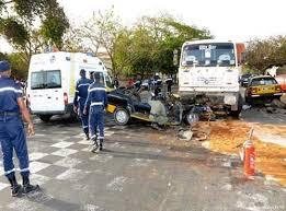 Kaffrine : 16 morts et 18 blessés dans un accident