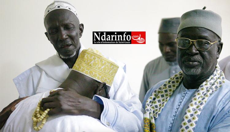 GUET – NDAR : des larmes et des sanglots à la réconciliation des Imams ( vidéo )