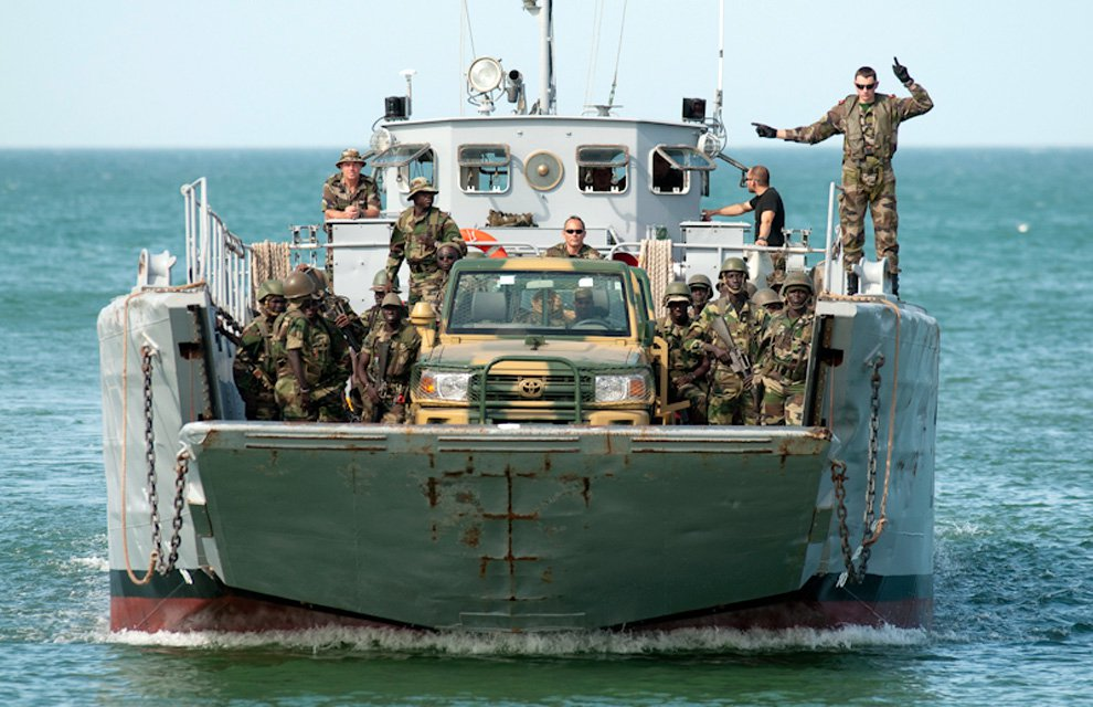 Sécurité frontalière : vers des patrouilles conjointes des armées sénégalaises et mauritaniennes.