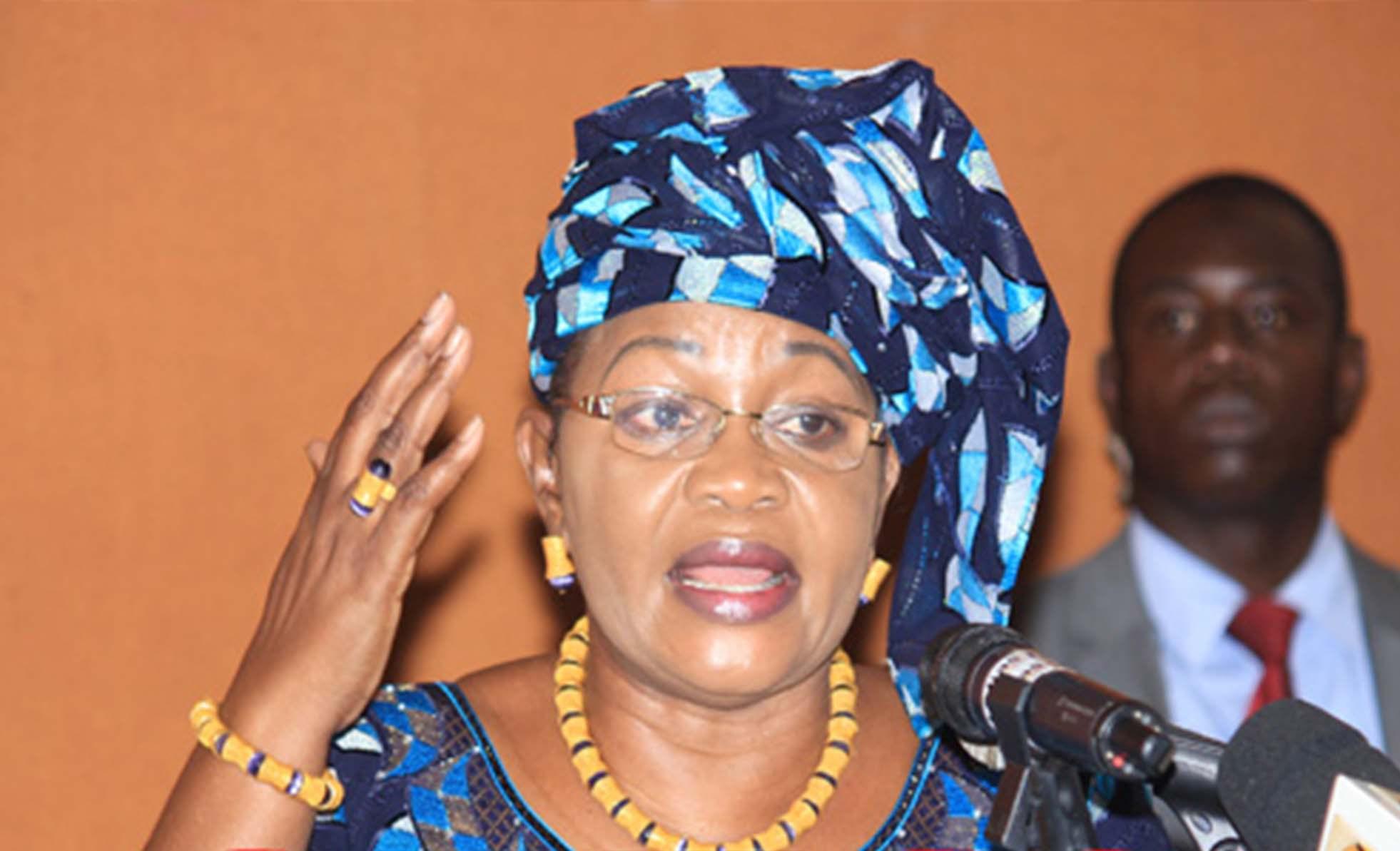 Aïda Mbodji : «Ceux qui croient qu'ils peuvent m'éliminer…»
