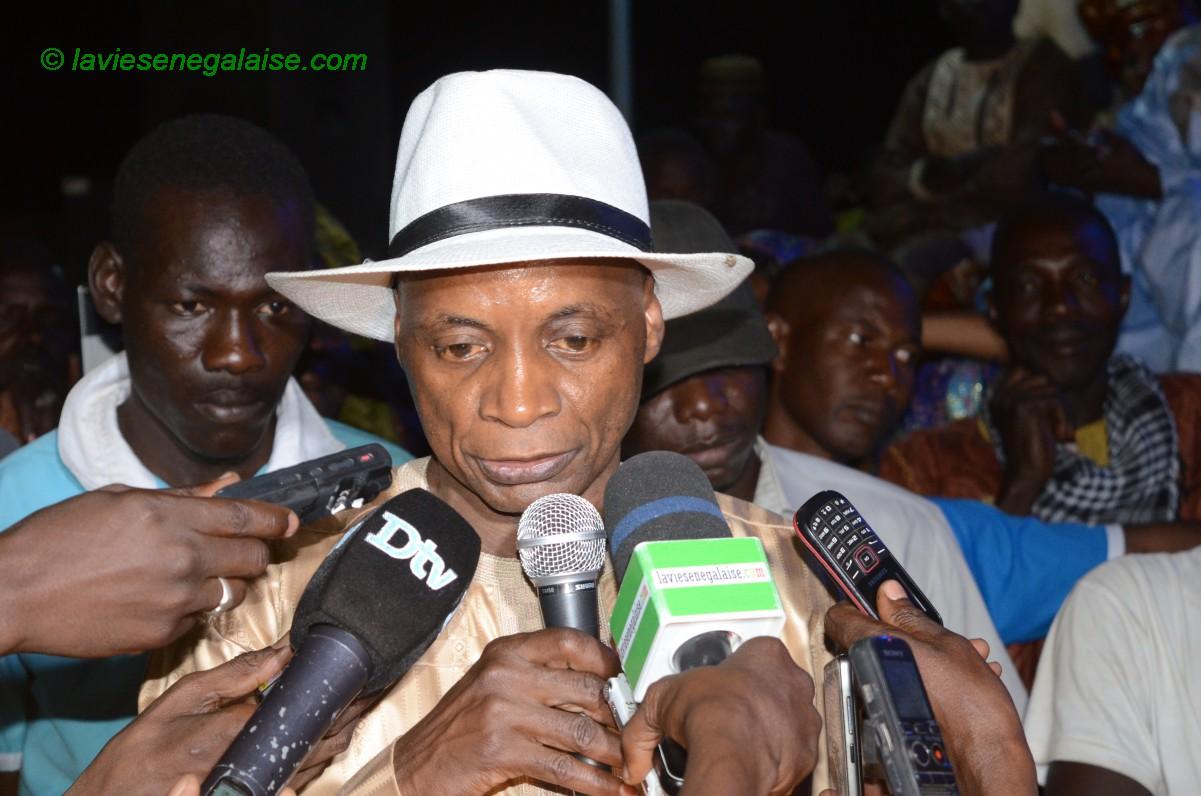 Meeting de Abou Lo à Ogo : Le PCA de l'AIBD réaffirme son ancrage à l'APR, mais fustige…