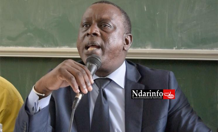 Cheikh Tidiane Gadio soutient Khalifa Sall:  « Je suis très choqué et vexé »
